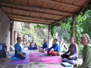 Yoga holidays in Portugal