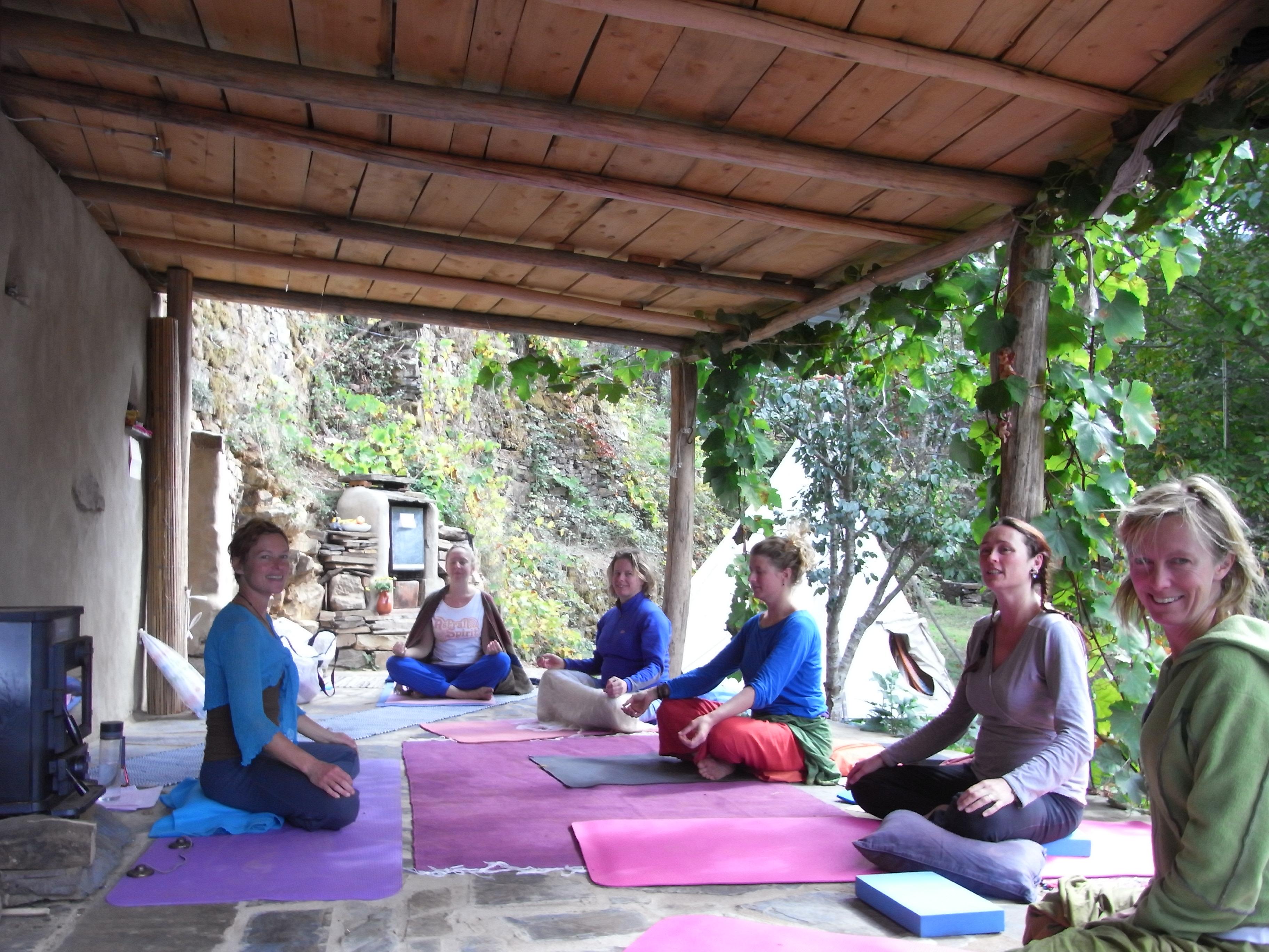 Yoga holidays in Portugal